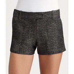 BCBGMaxAzria Bruna Glitter Shorts